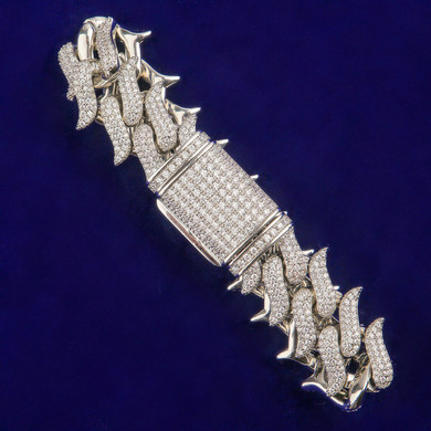 18mm Fire Hot Boy Bracelet