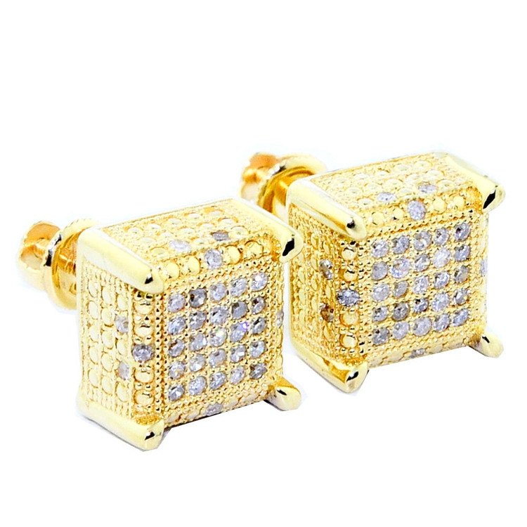 ec617d489f926 Mens Earrings,Iced Out Earrings,Hip Hop Earrings