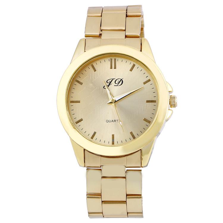 Mens Luxury Gold Watch