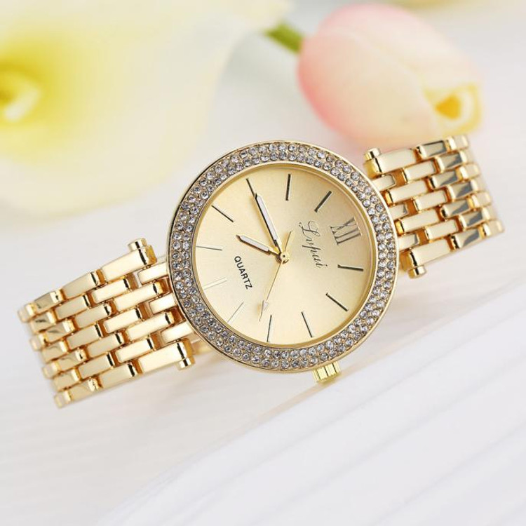 14k Gold Womens Watch