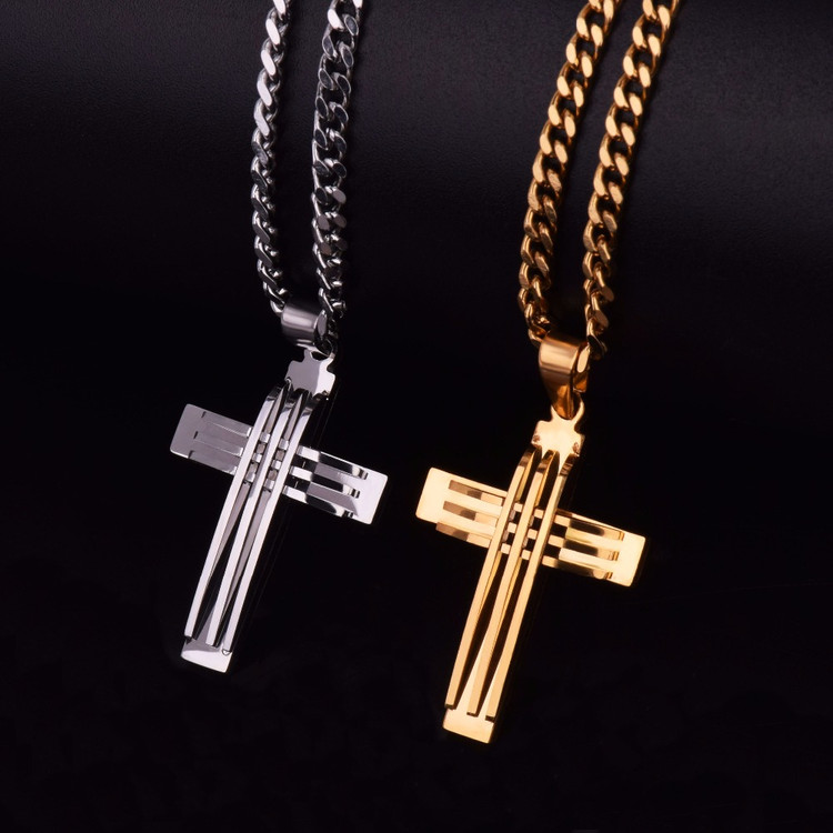 316L Stainless Steel Christian Jewelry