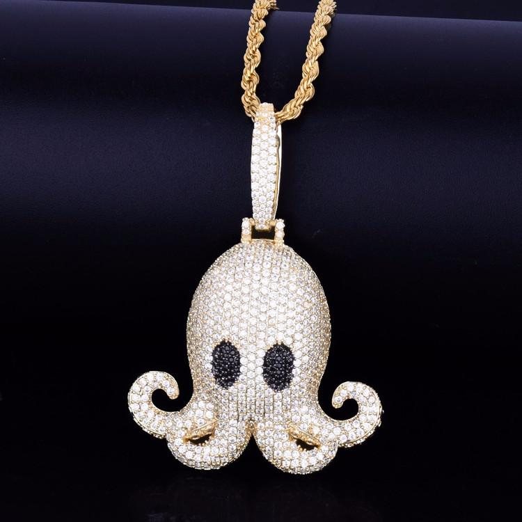 Octopus Hip Hop Chain