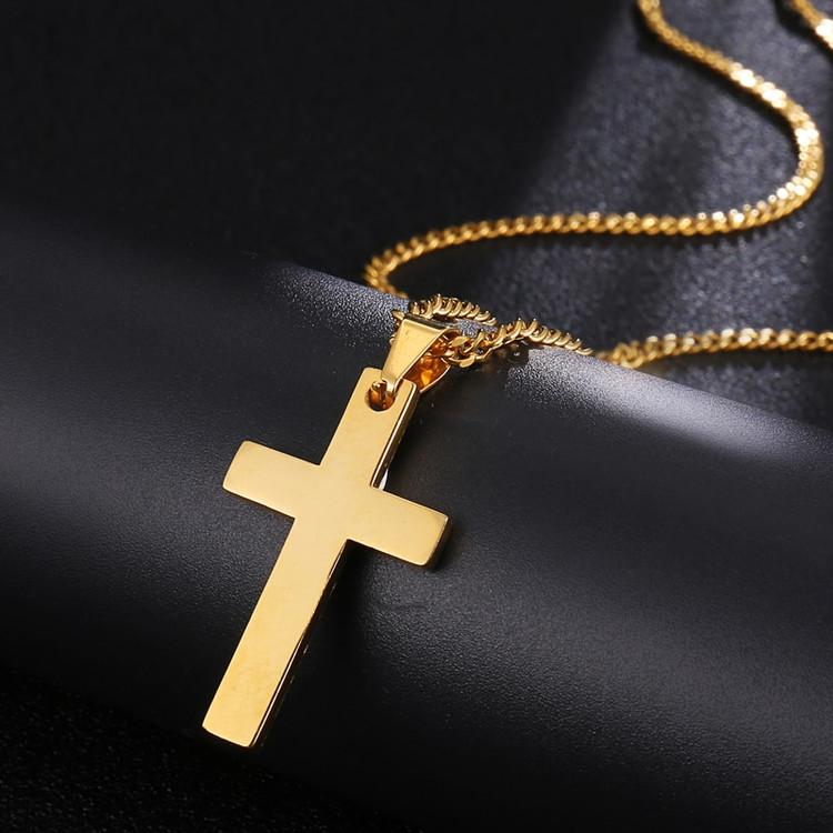 Classic Cross Pendant