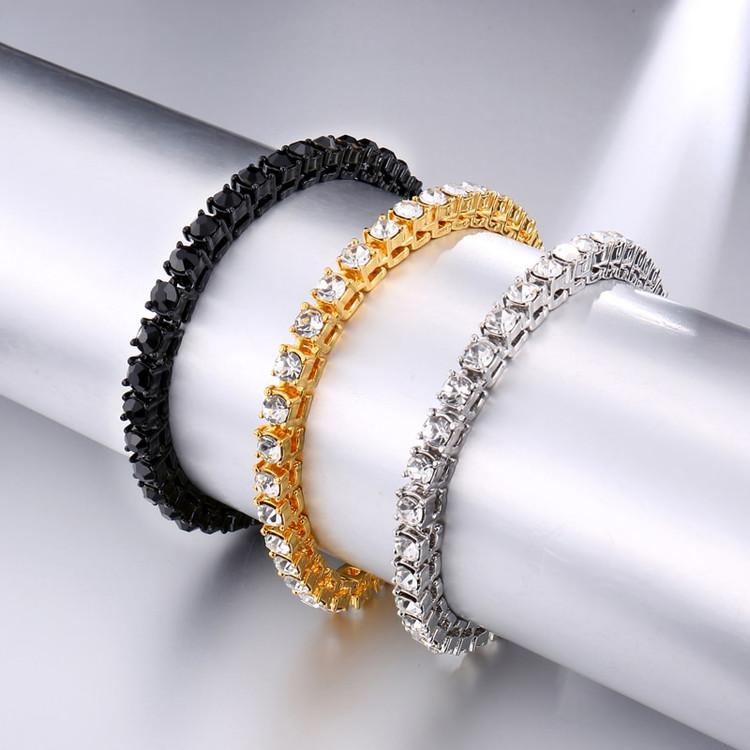 1 Row Tennis Bracelet