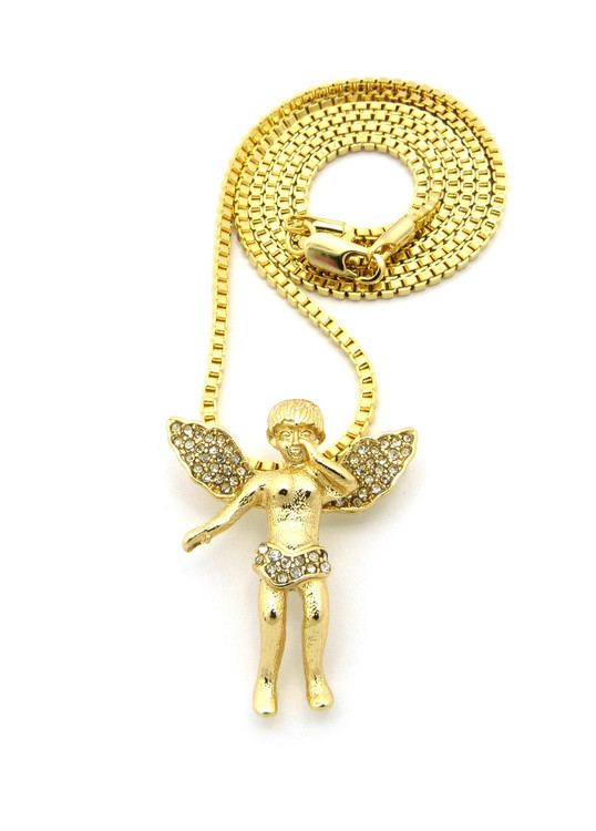 Small Angel Pendant