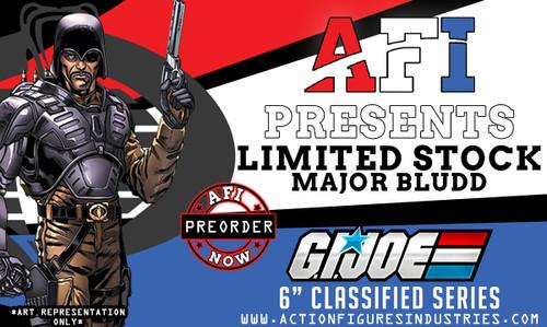 classifed major blud bludd gijoe
