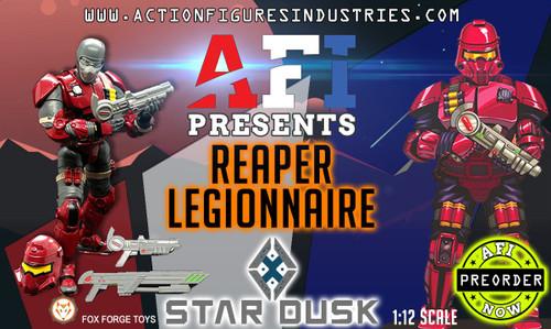 """Star Dusk Reaper Legionnaire 6"""" Figure"""