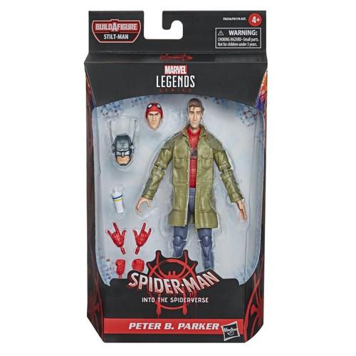 Marvel Legends Peter B Parker Stiltman