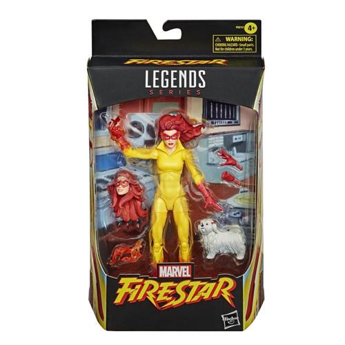 Marvel Legends  Fire Star