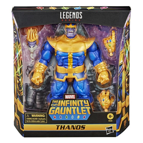 Marvel Legends Deluxe Thanos