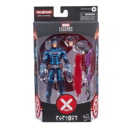 "Marvel Legends Cyclops  6"" Tri Sentinel Series"