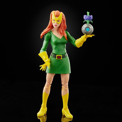 "Marvel Legends Jean Grey Loose 6"" Tri Sentinel Series"