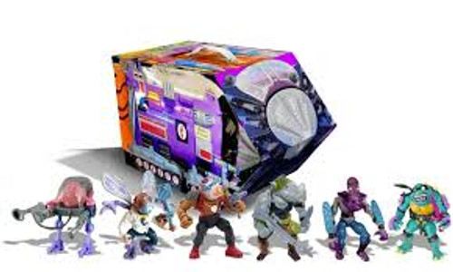 TMNT Villans Box Set