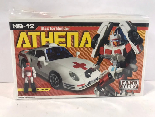 Transformers MB-12 Athena Master Builder