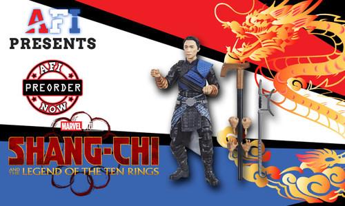 Marvel Legends Shang-Chi Wave Wenwu