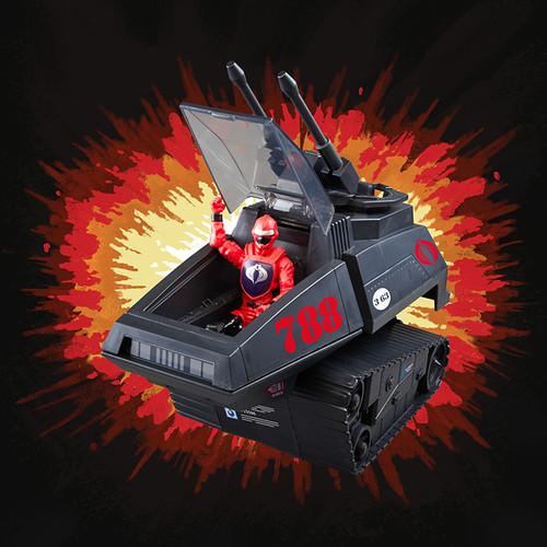 Gi Joe Retro H.I.S.S Tank MIB