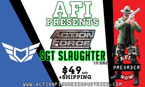 valaverse action force sgt slaughter