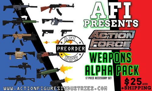 valaverse action force alpha