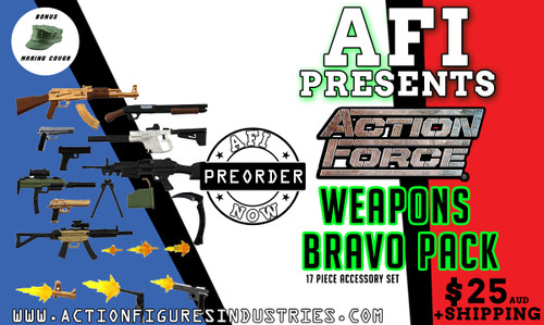 valaverse action force bravo