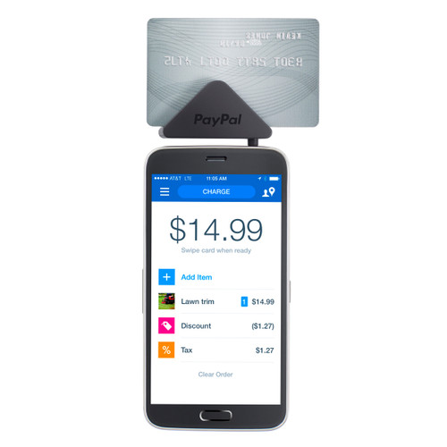 Paypal Mobile Card Reader >> Paypal Mobile Card Reader Paypal Here Us
