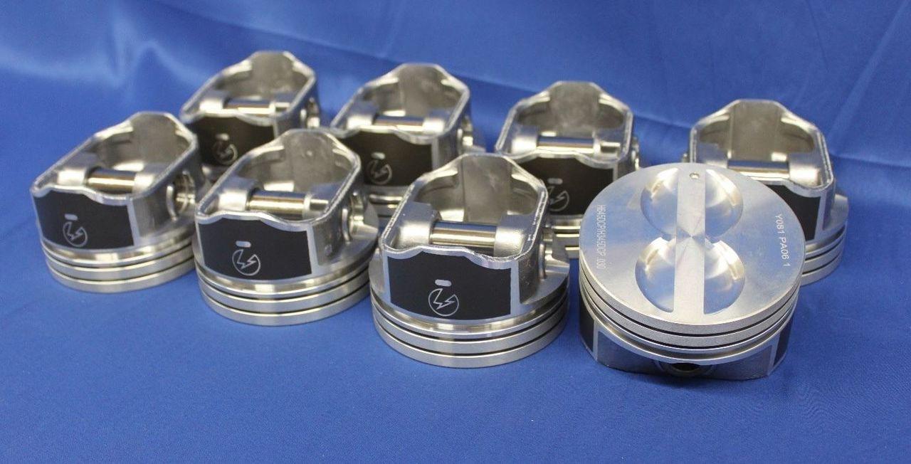 SBC Chevy 350 5 7L 87-95 TBI Stage 3 Master Engine Rebuild Kit Camshaft  Pistons