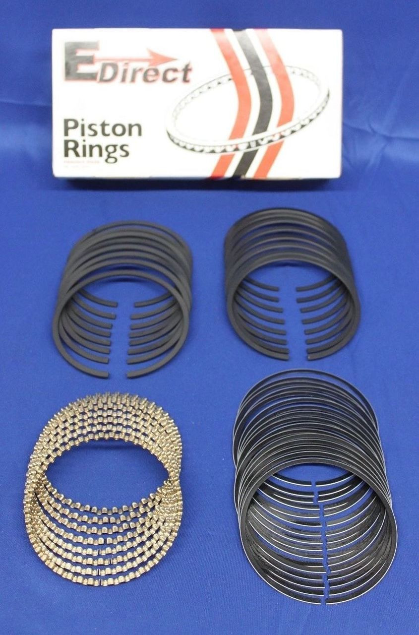 SBC Chevy 350 5.7L 87-95 TBI Stage 2 Master Engine Rebuild Kit MC1730 Camshaft Pistons