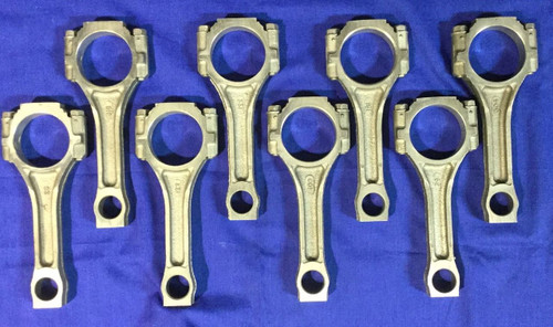 252 273 Cadillac GM 4.1L 4.3L Reconditioned Connecting Rod Set 875 Casting