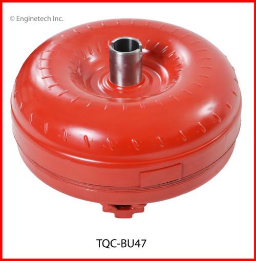 Enginetech Automatic Transmission Torque Converter TQC-BU47