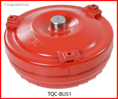 Enginetech Automatic Transmission Torque Converter TQC-BU51