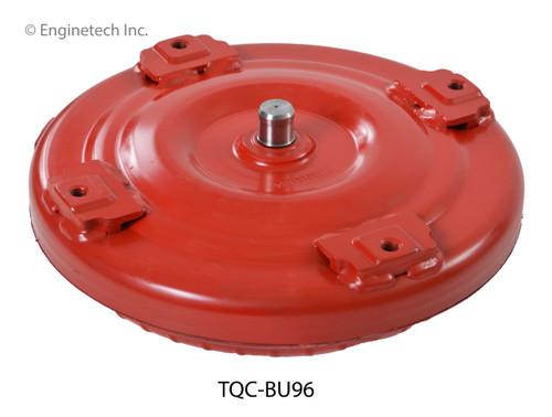 Enginetech Automatic Transmission Torque Converter TQC-BU96