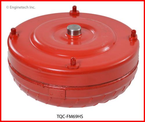 Enginetech Automatic Transmission Torque Converter TQC-FM69HS