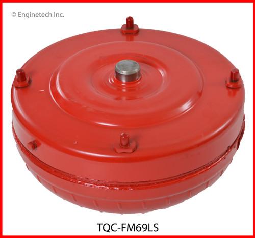 Enginetech Automatic Transmission Torque Converter TQC-FM69LS