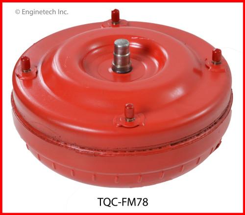 Enginetech Automatic Transmission Torque Converter TQC-FM78