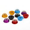 Low Profile M5 Aluminum Lock Nuts 5pcs