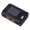 ToolkitRC M6D 500W 15A DC Dual Smart Charger 1-6S Lipo LiHV Lion NiMh Pb Battery - Black