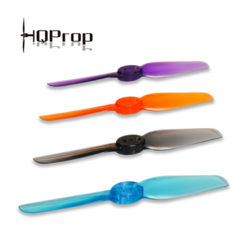 HQ Durable Prop T65MM (5CW+5CCW)-Poly Carbonate