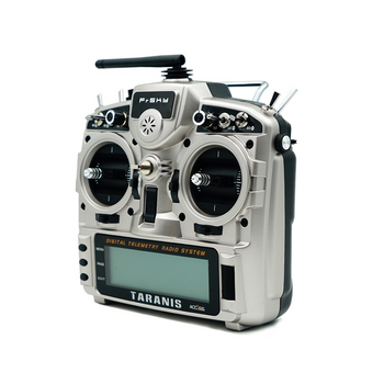 FrSky Taranis X9D Plus 2019 Transmitter with Latest ACCESS SILVER