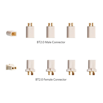 BT2.0 Connectors (10pcs)
