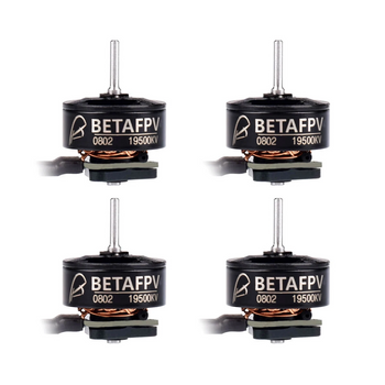 BETAFPV 0802 Brushless Motors 19500KV 4pcs