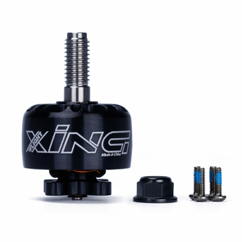 XING X1507 FPV NextGen Motor (black) 2800kv