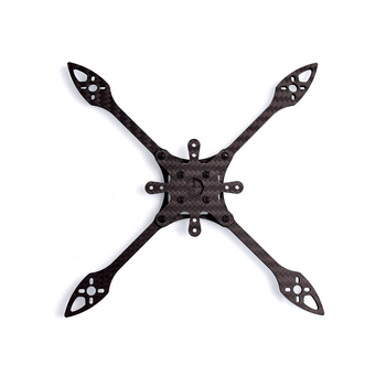 "X-Knight Carbon Fiber Frame Kit 4""  (No Canopy)"