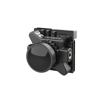1200TVL Foxeer Micro Razer FPV Camera PAL NTSC Switchable 1.8mm lens 4ms Latency BLACK