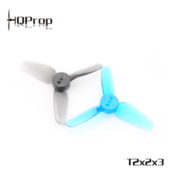 HQ Durable Prop T2X2X3 (2CW+2CCW)-Poly Carbonate