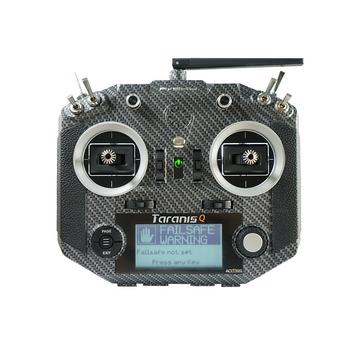 FrSky 2.4GHz Taranis Q X7S ACCESS/ACCST D16 Transmitter CARBON