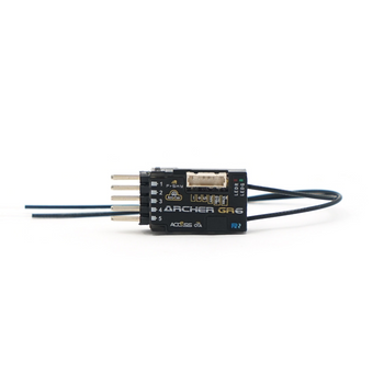 FrSky 2.4GHz ACCESS ARCHER GR6 RECEIVER