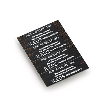 RGB RACELITEWIRE MINI LED (4PCS) Adjustable Color