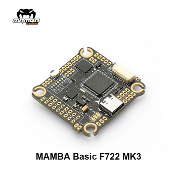 MAMBA Basic F722 MK3 Flight Controller (NO WIFI)