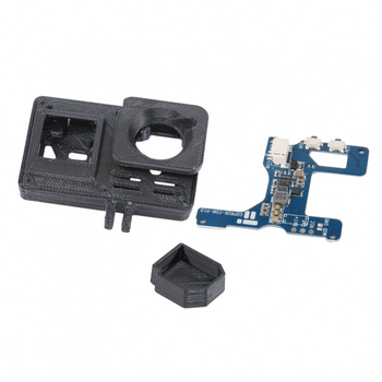 Naked GoPro Hero 8 Case TPU with BEC Board