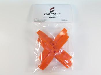 DALPROP Quad-blades Q4040 Props (2 CW, 2 CCW)