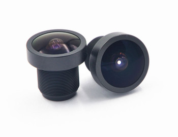 2.5mm M12 Lens - 110 degree AOV Foxeer - IR Block